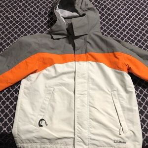 L.L. Bean Outdoor Outfitter 10-12 Hoodie Jacket